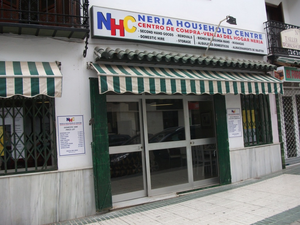 Nerja Household Centre - Second Hand Furniture